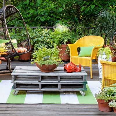 Innovative Ways to Decorate Your Garden