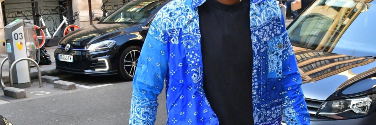 Vlone Blue Shirt: Why should you wear blue more often?